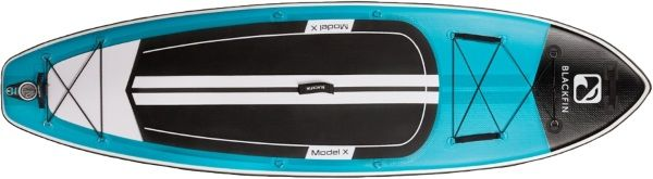 iRocker SUP Reviews - Blackfin Model X 10'6″