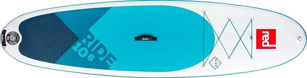 Red Paddle Co 10'6 iSUP Board Specifications