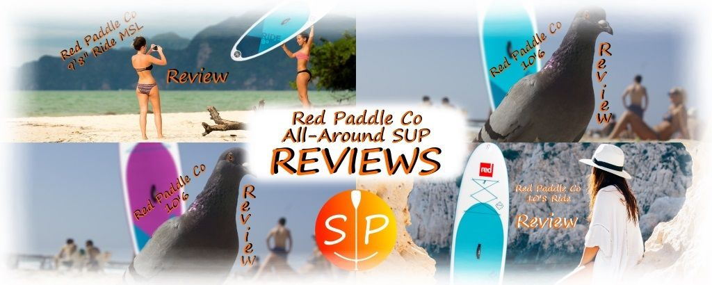 Red Paddle Co All-Around SUP Reviews