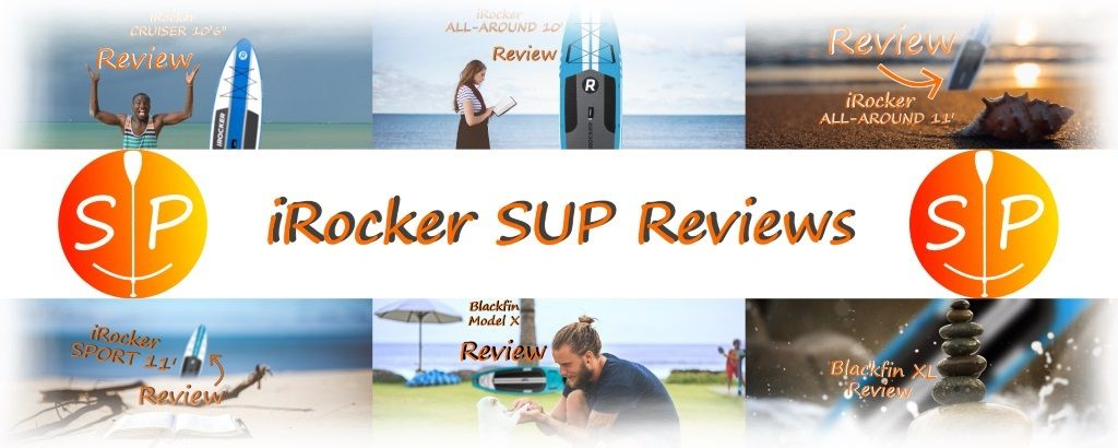 iROCKER SUP Reviews