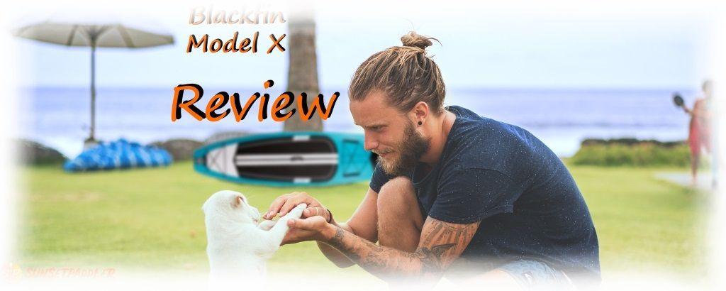 iRocker Blackfin Model X 10'6″ iSUP Review