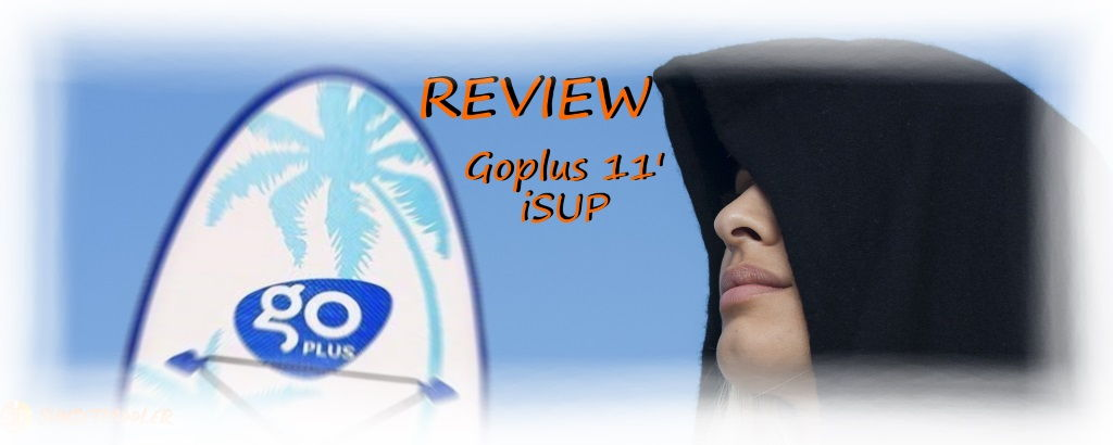 Goplus 11' iSUP Board Review