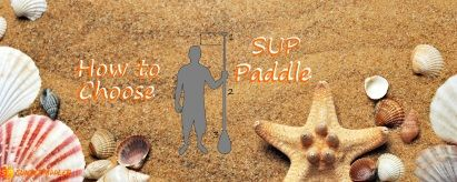 How To Choose A Stand Up Paddle Board Paddle