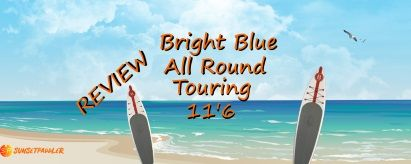 Bright Blue All Round Touring 11'6 iSUP Review
