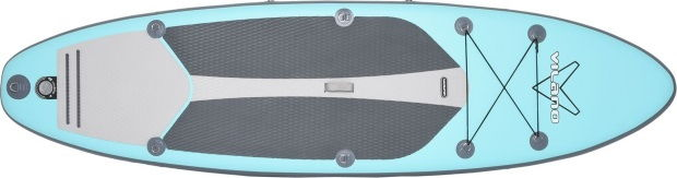 What Are The Specifications Of The Vilano Navigator 10'6 iSUP?
