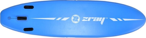 Who and What Is the Zray A2 10'6 iSUP Board Designed for?