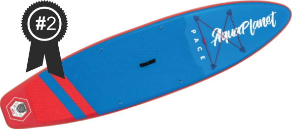 "#2 Best Cheap - Aquaplanet 10ft 6"" Pace"