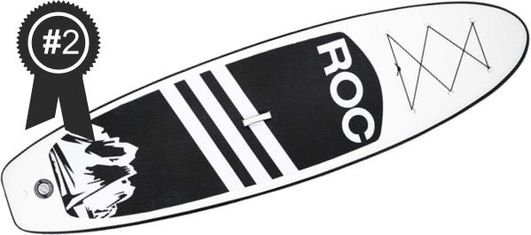 #2 Roc Explorer 10' iSUP Board