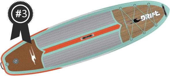 #3 Bote Drift Classic 10'8 iSUP Board