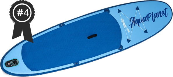 #4 Best Cheap - Aquaplanet 10ft Allround