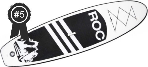 #5 Best Cheap - Roc 10' iSUP