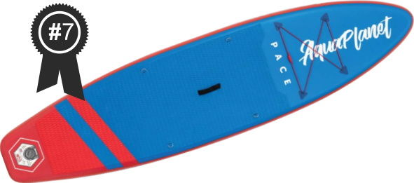 #7 Aquaplanet Pace 10'6 iSUP Board