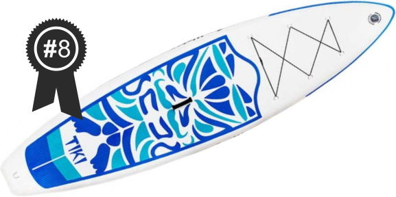 #8 Best Cheap - FunWater 10'6 iSUP