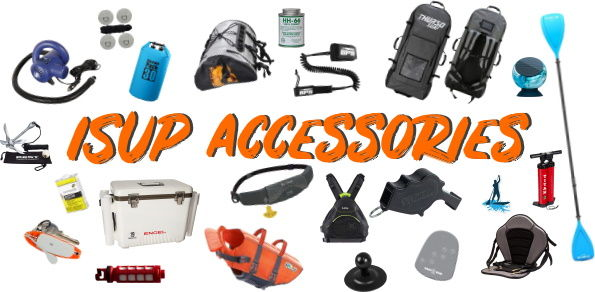 Inflatable Stand Up Paddleboarding Gear & Accessories