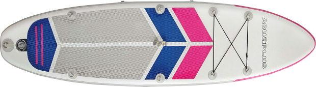 Aqua Plus 10' iSUP Pink