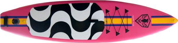 Hawk SUP Copacabana 11' iSUP Pink
