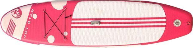Joystar 10' iSUP Pink