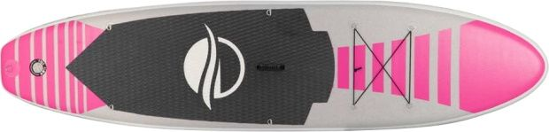 SereneLife Premium 10'5 iSUP Pink