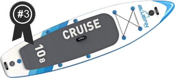 #3 Bluefin 10'8 iSUP Board