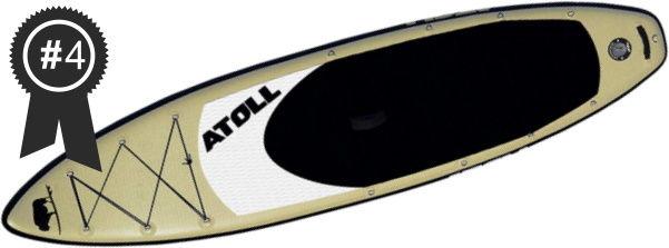 #4 Atoll 11' iSUP Board