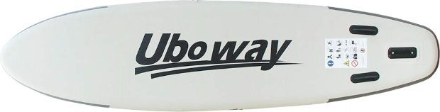 Who and What Is the Uboway Two Layer 11' Inflatable Paddle Board Designed for?