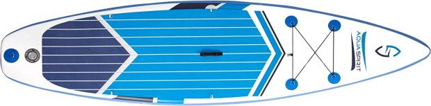 Aqua Spirit 10' iSUP Board Specifications