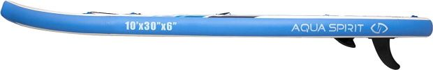 How Does Aqua Spirit 10′ Inflatable Paddleboard Perform?
