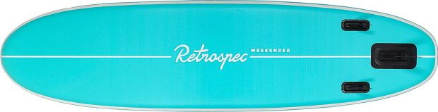 Who and What Is the Retrospec Weekender 10' Inflatable SUP Board Designed for?