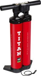 Triple Action Dual Chamber Titan SUP Pump