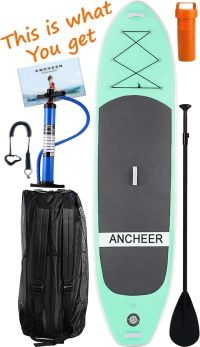Ancheer AS10 10' iSUP Package