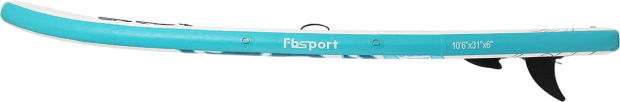 How Does the Fbsport 10'6 Inflatable Stand Up Paddle Board Perform?
