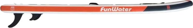 How Does the FunWater 11' Cruise Inflatable SUP Board Perform?