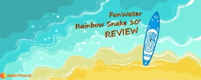 FunWater 10′ iSUP Review
