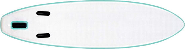 Who and What Is the DAMA 9'6 Inflatable SUP Board Designed For?